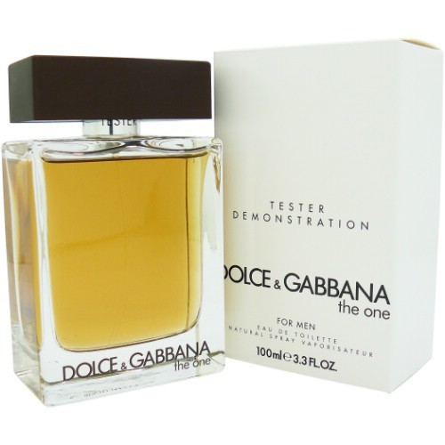 Dolce and Gabbana The One for Men tester